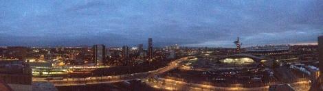 London skyline landscape RJW 2013